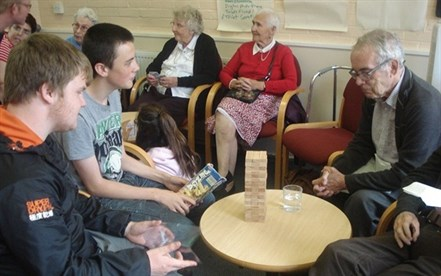 East Herts NCS Summer 2015 Visit To Help The Aged 2 For Web (1)