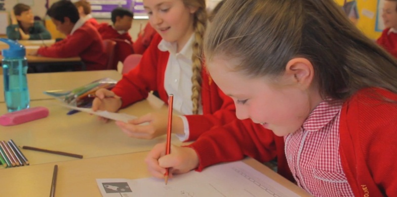 Youth Connexions helps Hertfordshire's primary school students to think about the world of work