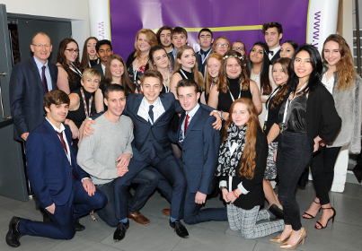 Stevenage NCS Team December 2015