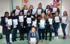 Young people in South Oxhey gain qualifications in First Aid and Basic Sign Language