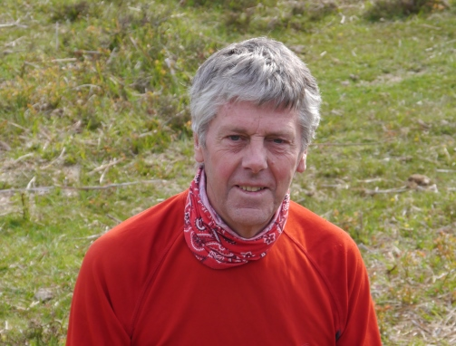Derek has seen DofE participation grow to record levels