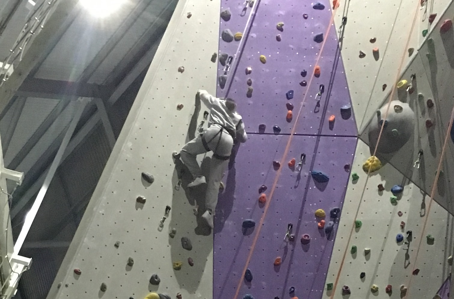 Young People from South Oxhey Climb to New Heights!