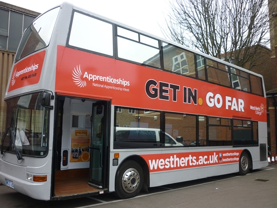 'Get in – Go far' - Apprenticeship Fair at YouthPoint