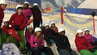 Hertsmere young people try adventurous activities at the Snow Centre in Hemel Hempstead