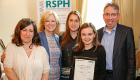 Young women from St Albans win national Youth Health Champion Campaign Award