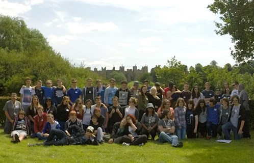 North Herts NCS Group Summer 2016 For YCH Site