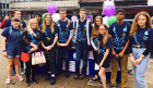 National Citizen Service programme culminates in a 'flash mob' in Stevenage town centre