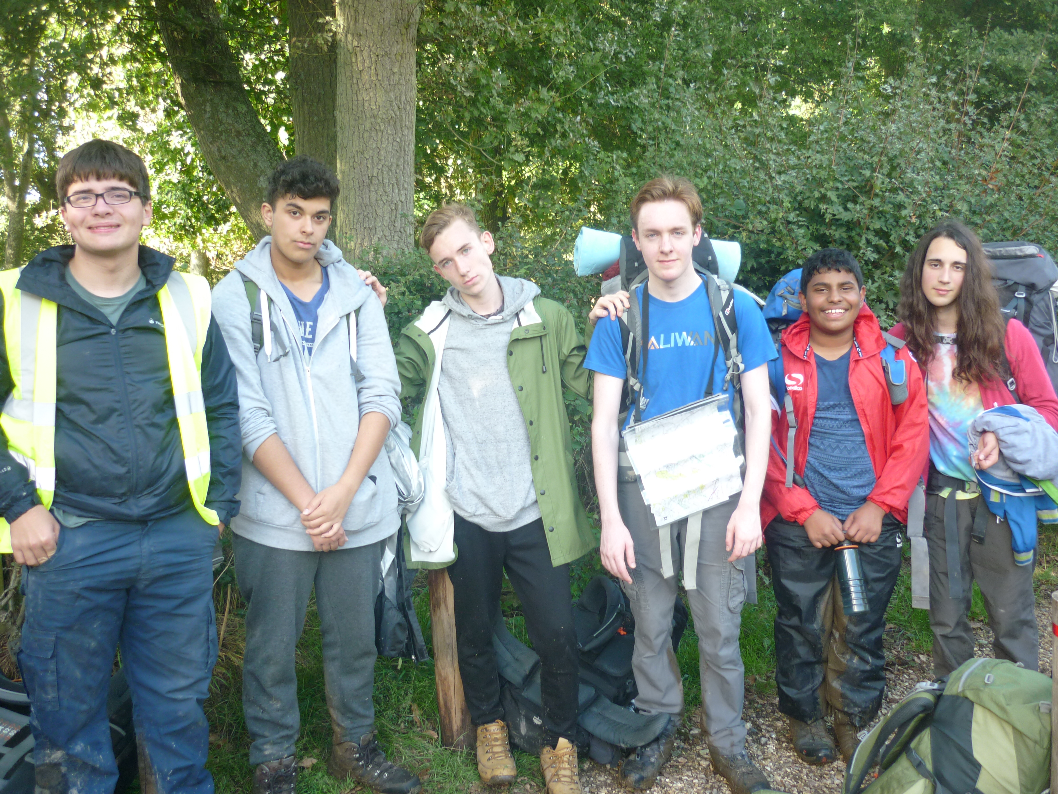 Watford and Three Rivers Duke of Edinburgh's Award expedition successfully completed