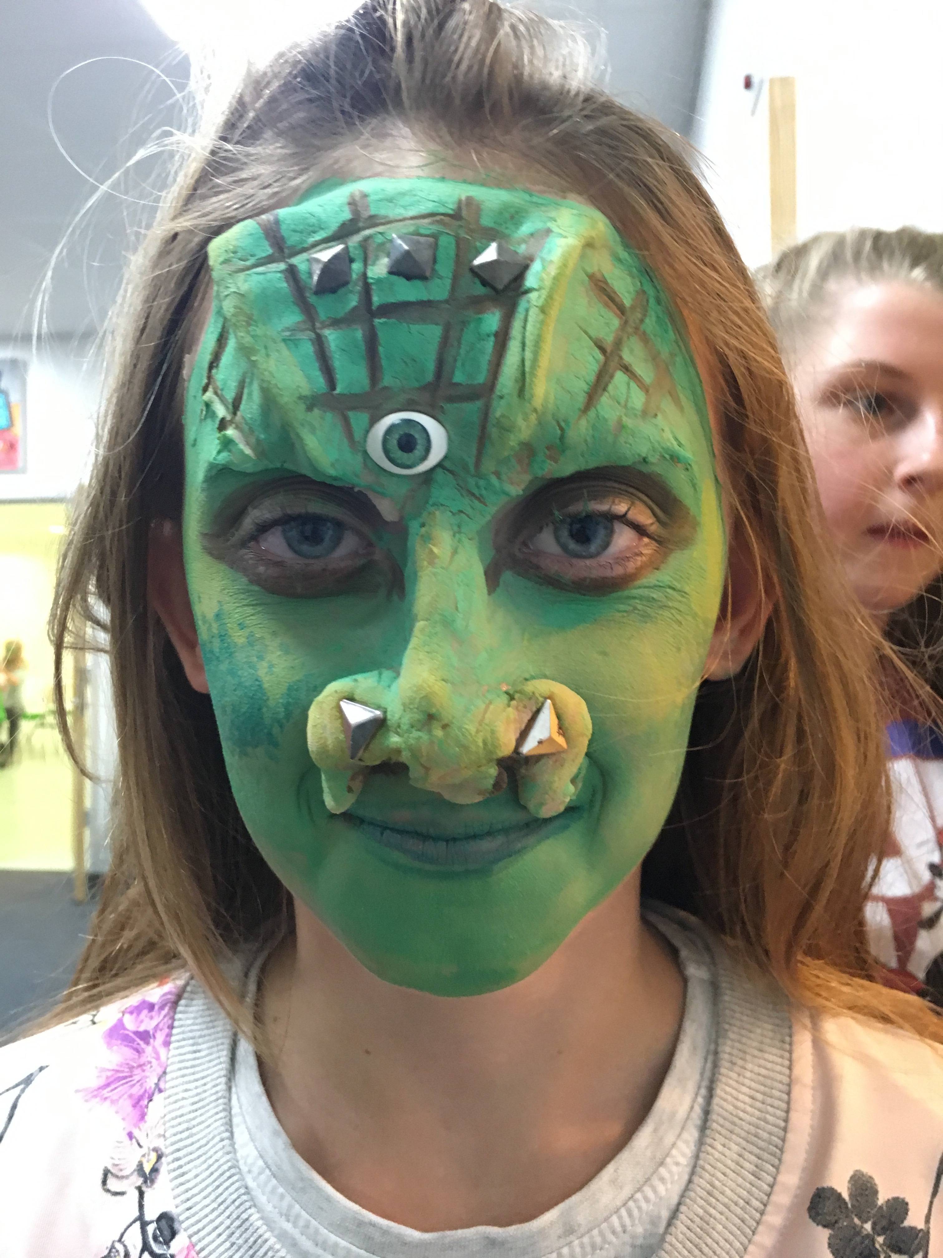 Young People learn spooky special effects in South Oxhey