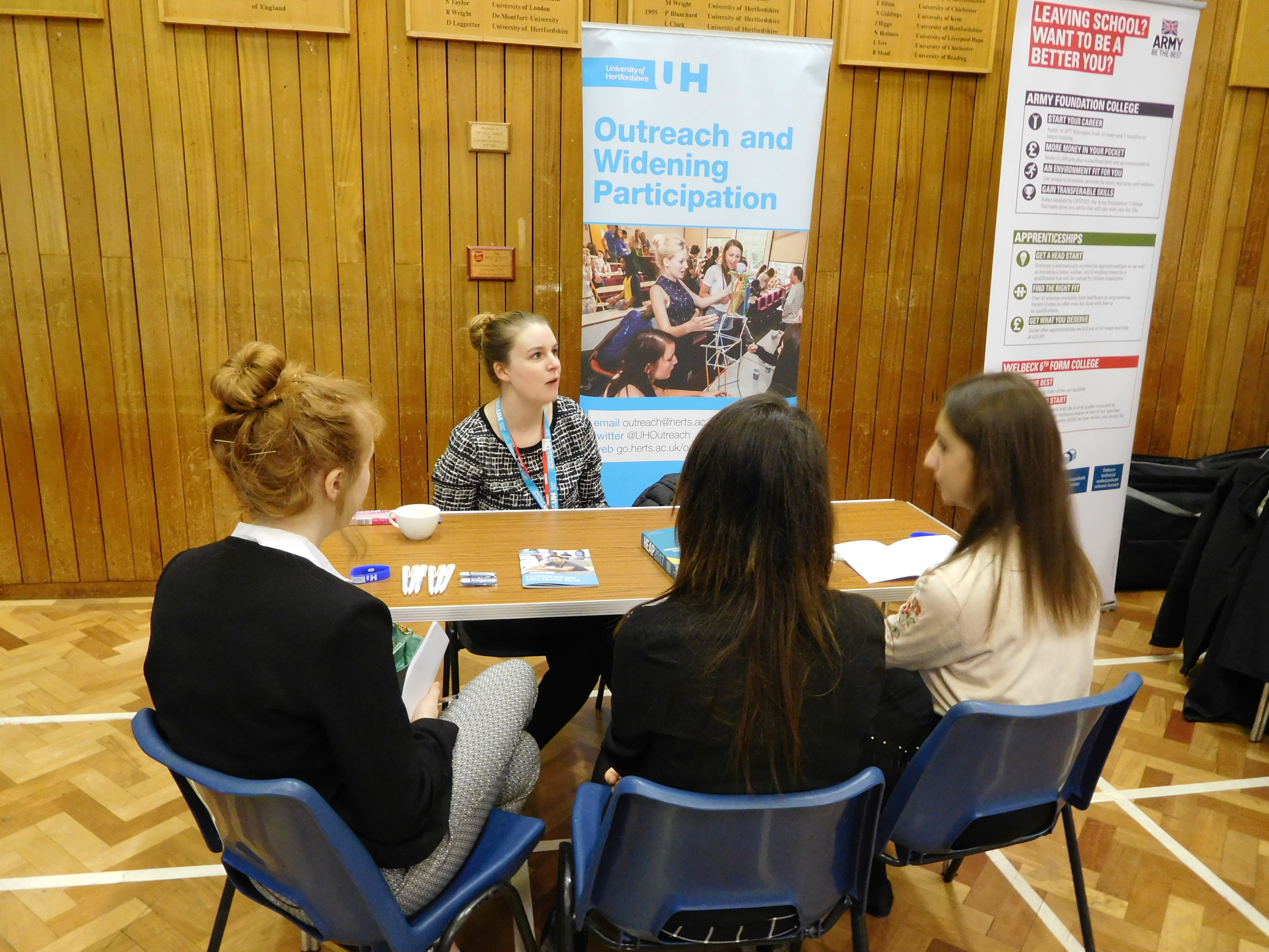 Annual Year 10 Careers Day at The Sele School inspires students
