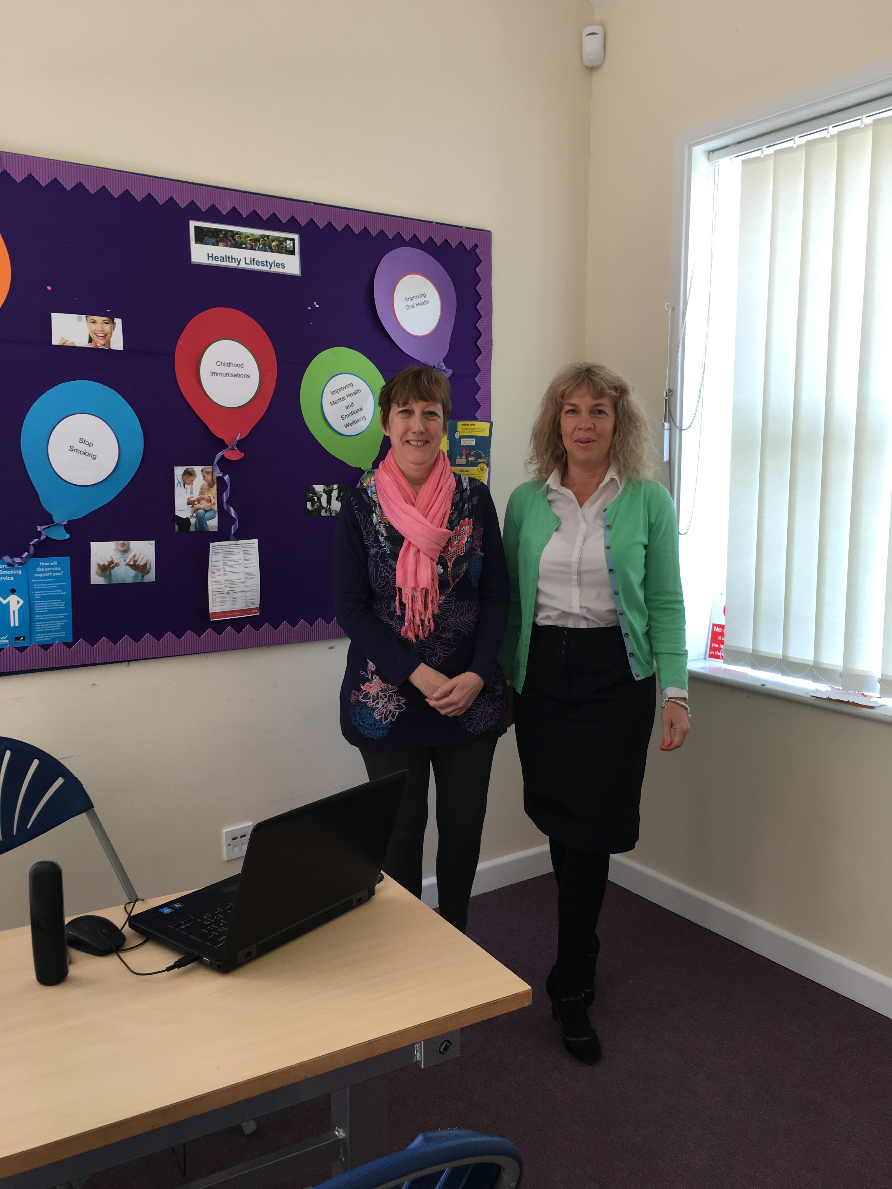 Helping parents in North Herts explore new career opportunities