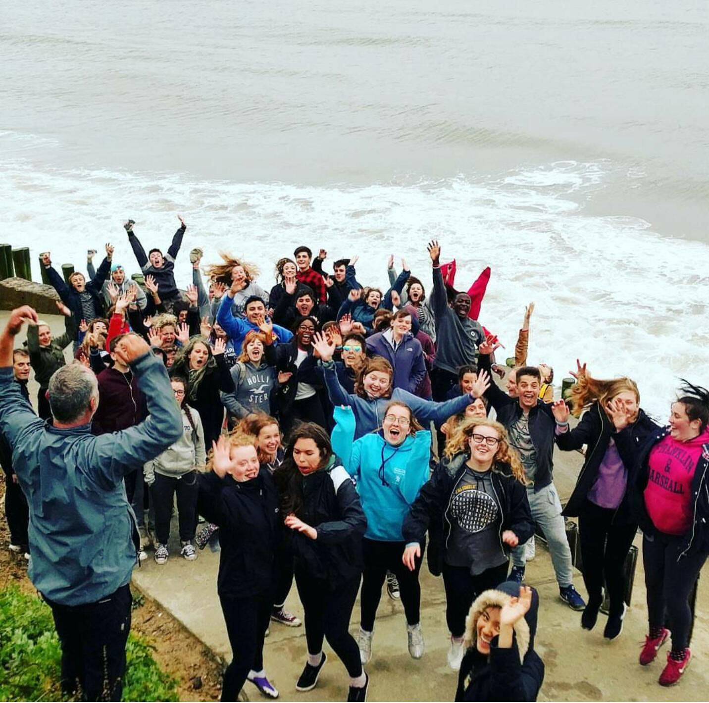 Young people look forward to a summer of adventure and learning with National Citizen Service (NCS)