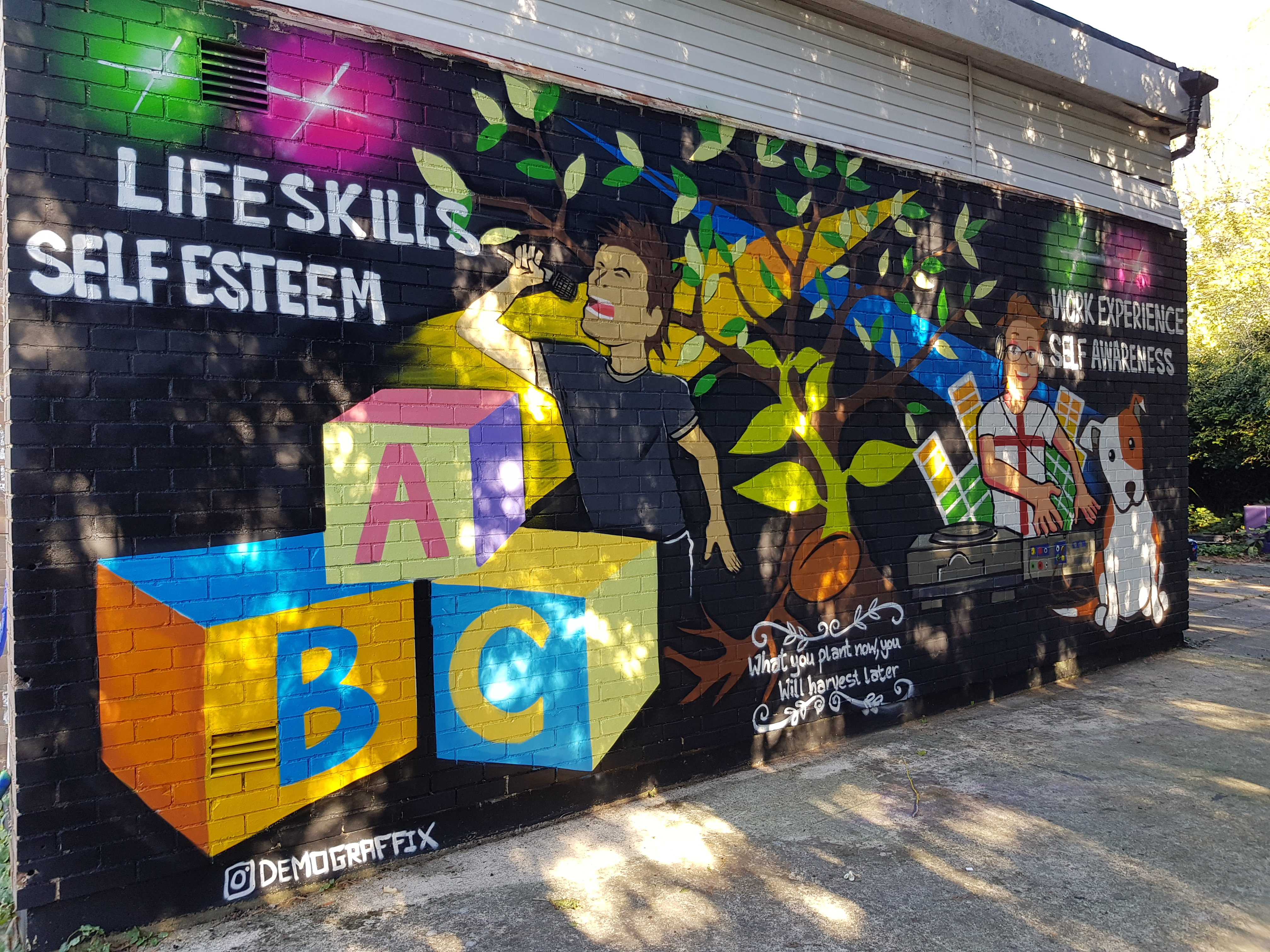 Young people transform Hatfield community centre