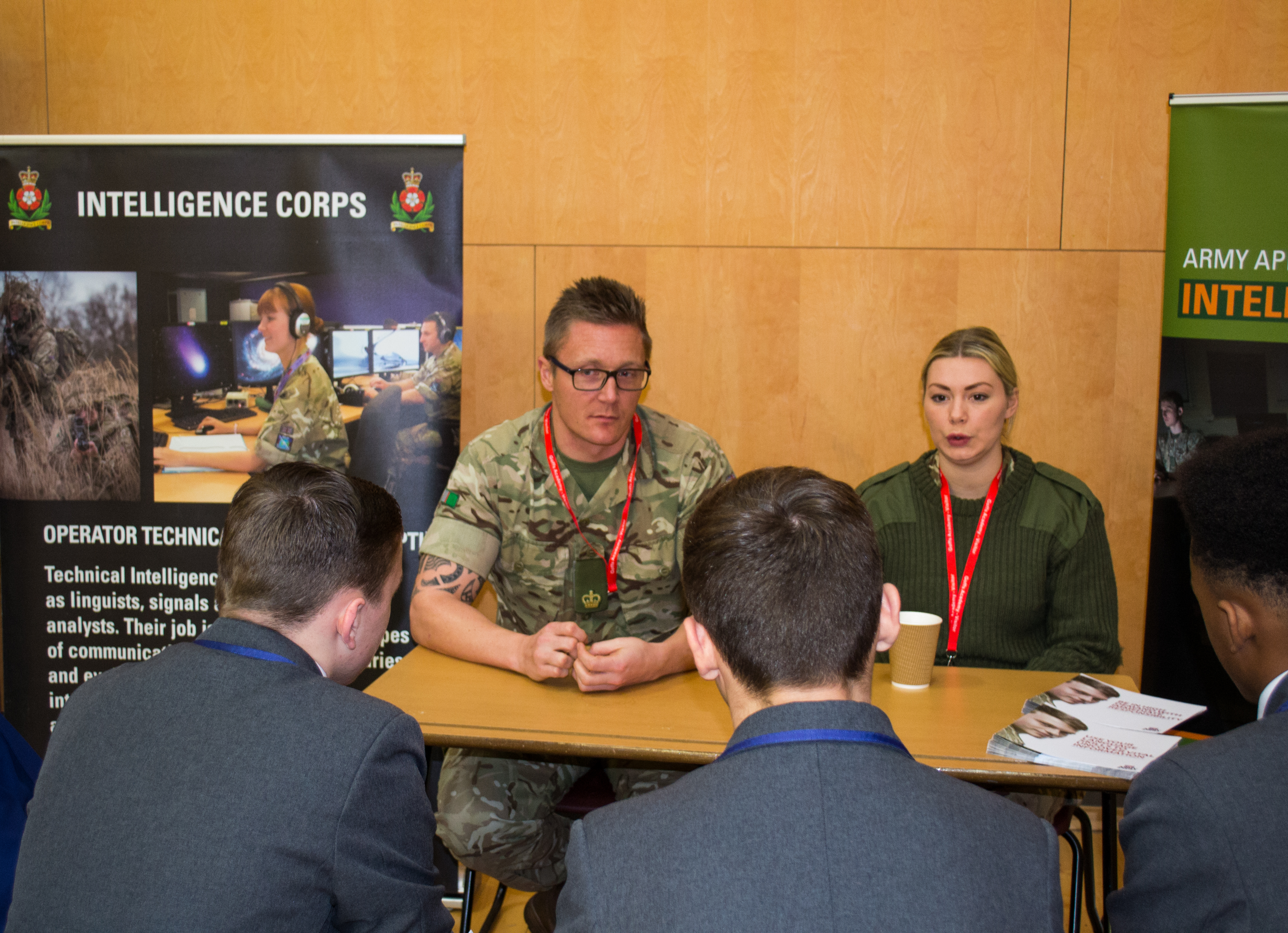 YC Hertfordshire's Careers Event Supports Cheshunt Young People to Plan Their Future Career Paths