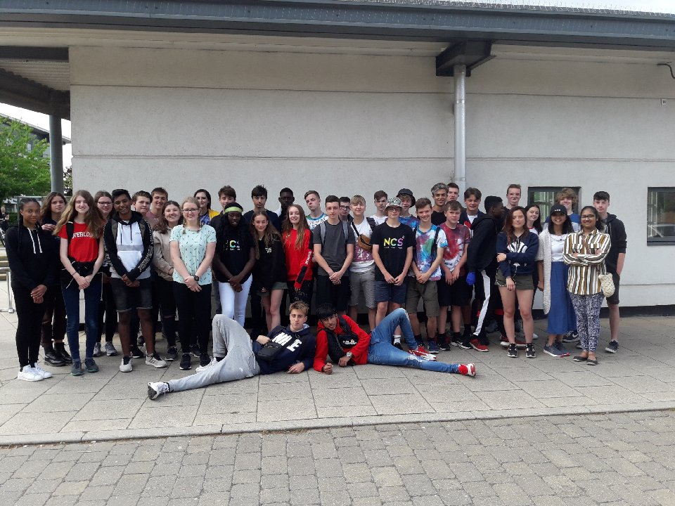 Young people from St Albans demonstrate their community spirit during their summer holidays