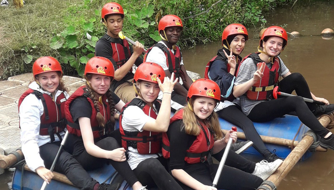 Young people demonstrate their community spirit during their summer holidays with YC Hertfordshire