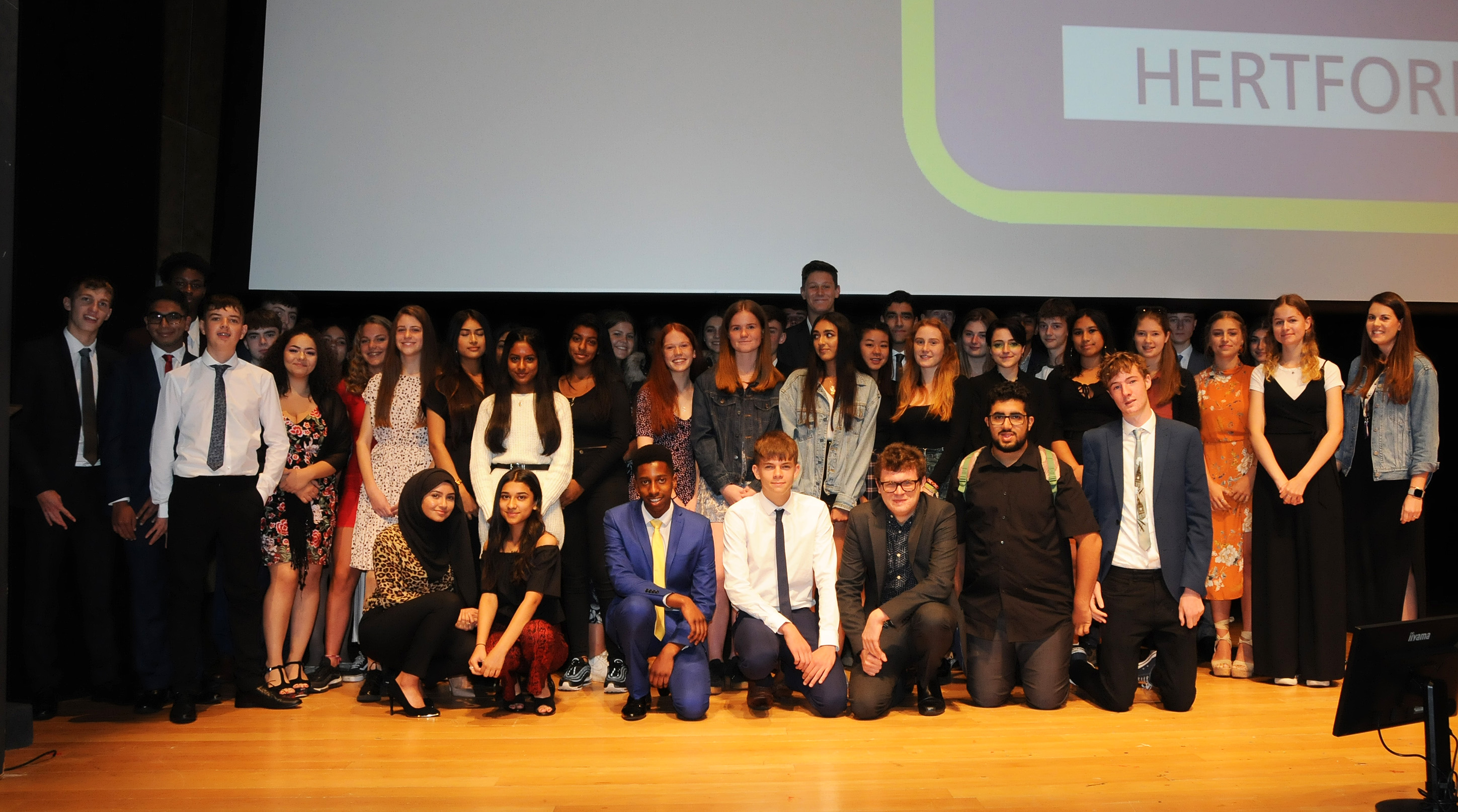 National Citizen Service Graduation celebrates young people's achievements with YC Hertfordshire